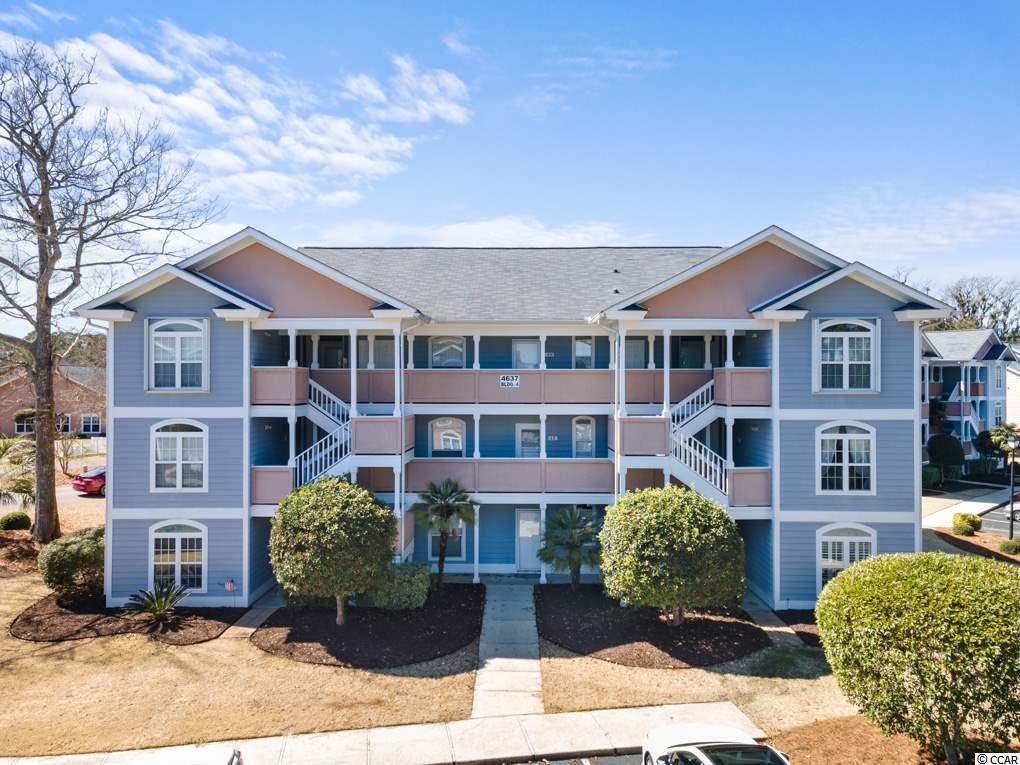 Great 2 bedroom 2 bath 2nd floor Condo in beautiful Lightkeepers Village in Little River. You have 2 pools to enjoy and talk long walks along the boardwalk down to the Light house and watch the boats go by.