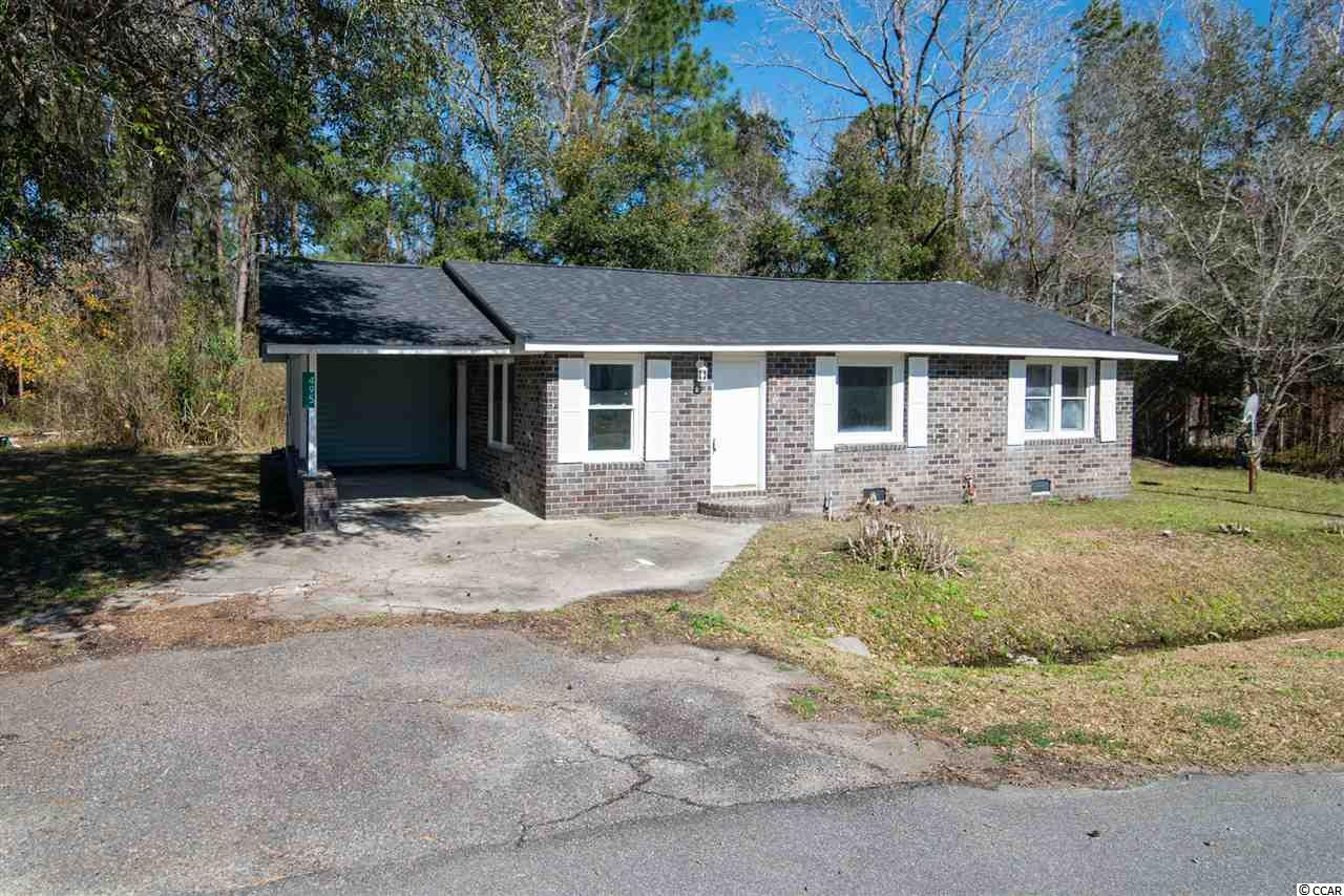 This is a wonderful home nestled peacefully in the Plantersville community with easy access to major roads.  Built in approximately 1970 this one story ranch features a brick-faced facade and an attached carport.  With 3 bedrooms, 1 bath and a small flex space situated 0.2 acres this property would be a great starter home or ideal for investors.  Many upgrades have already been completed making this home move in ready.