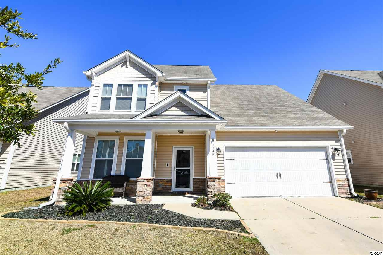 Beautiful 4 bedroom, 3 ½ bathroom home in Fox Horn off Forestbrook Rd. First floor features a formal dining area, breakfast nook, Carolina room, and large master bedroom with ensuite master bathroom. The second floor has a loft sitting area and the additional 3 bedrooms. Call and request a showing today!
