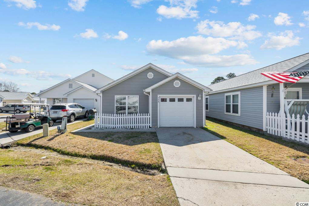This beautifully updated home is ready for its new owner! It is conveniently located near all of the popular attractions that the Grand Strand offers, such as Broadway at the Beach, and is just a short distance from the Atlantic Ocean. This home is perfect for someone looking for a low-maintenance property as the HOA takes care of landscaping and exterior maintenance. Whether its used as a primary residence, rental property or a vacation home, this is one that you will not want to miss out on. Schedule a showing today!