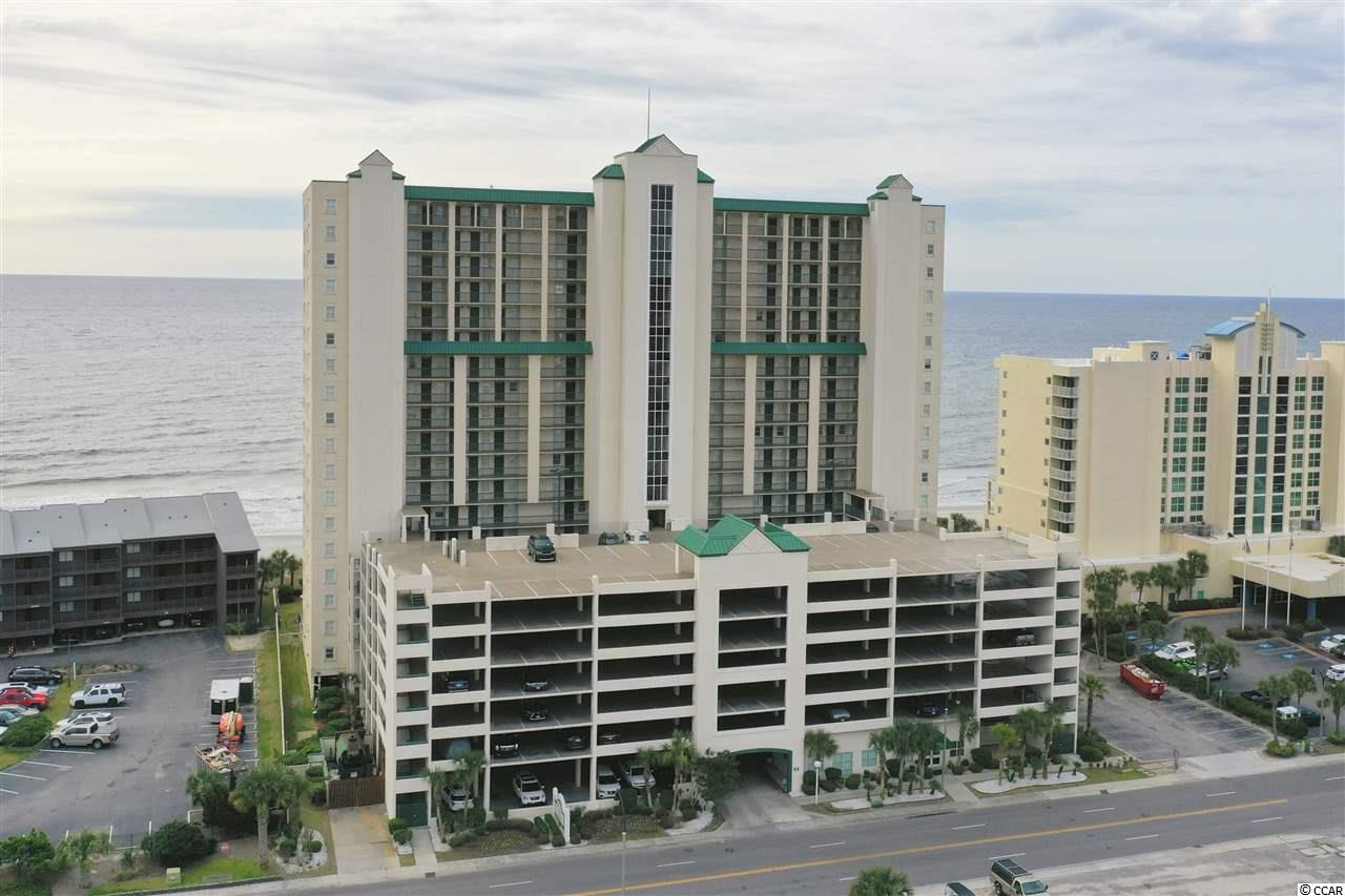 Absolutely beautiful direct ocean front condo that has been updated! Granite countertops in the kitchen and all the bathrooms. This condo comes beautifully furnished. The Ashworth is located close to the Tilghman Estates area and just a few short blocks to Main Street, where there is shops, restaurants, and much more! Buyer is responsible for all measurement verifications.