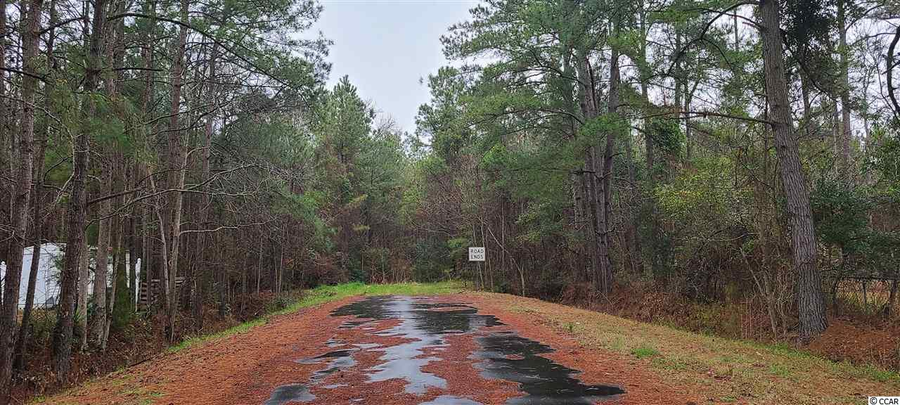 This property is at a great location, only 3 miles to Atlantic Ocean! This heavily wooded 68 acre development site just off of 17 Business in Little River, SC near the boarder of NC/SC. This parcel could be a great low-density multi-family site. It has paved access and  near Heather Glen community.   Acreage is approximate and not guaranteed. Buyer is responsible for verification.