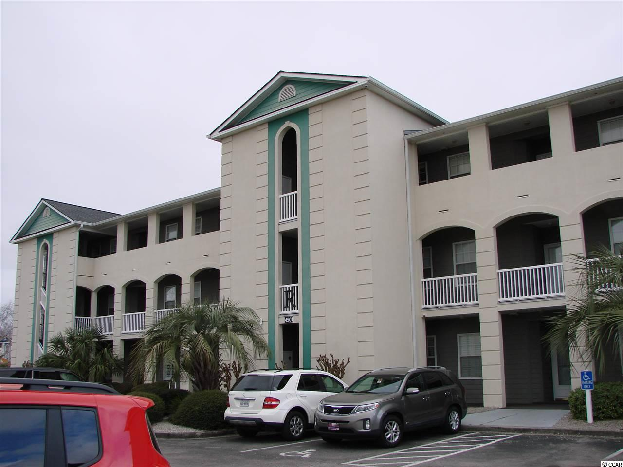 Pristine 1st Floor 3BR 2BA condo in the highly desirable gated community of Carolina Yacht Landing. This lake front Condo has been recently painted along with new flooring including luxury vinyl flooring, tile and carpet.  Strictly used as a 2nd home. This open and split bedroom floor plan has also been upgraded with a screened porch having vinyl windows allowing added use during the hotter and cooler seasons. Plantations shutters throughout and being offered fully furnished. Community offers 2 swimming pools, boat/watercraft parking, day docks along with separate boat slips that can be rented individually. Located slightly west of the swing bridge in North Myrtle Beach making access to area beaches just a quick ride away. Yet, its Little River location means no city taxes!
