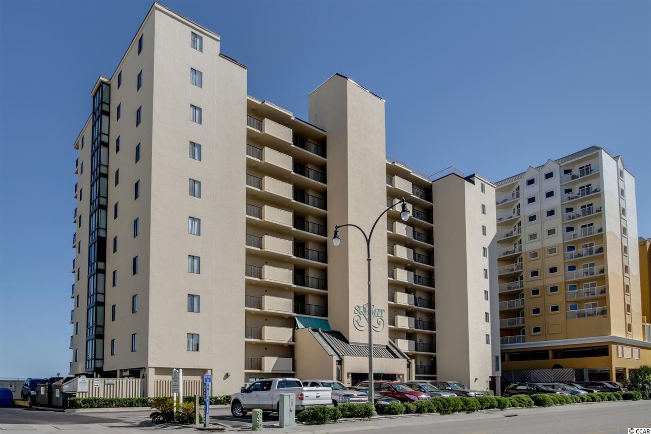 The Summit 4BR/3BA oceanfront condo.  Huge balcony, nicely decorated & appointed.  Granite counter tops, wet bar, flat screen tvs, walk in shower in MB & more!  Property offers: outdoor pool