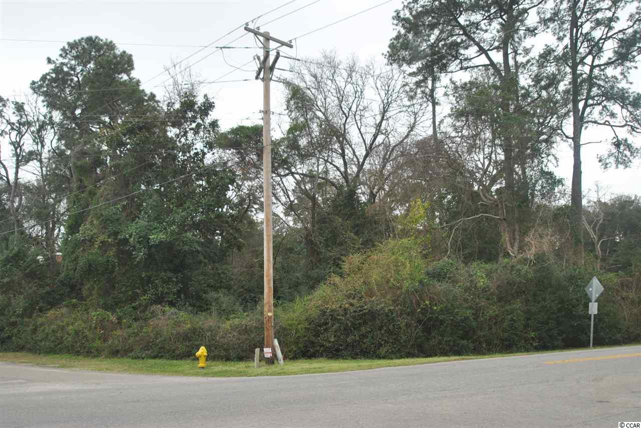 """Beautiful wooded corner homesite. Buy now, build later. Short walk to the beach. This property is not located in a designated flood zone.  ADDENDUM """"A"""" (in associated docs) must be included with the contract."""