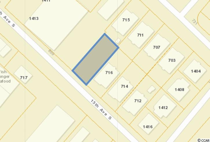 Welcome to the beautiful Surfside area! Vacant lot. Blocks from the beach. NO HOA.