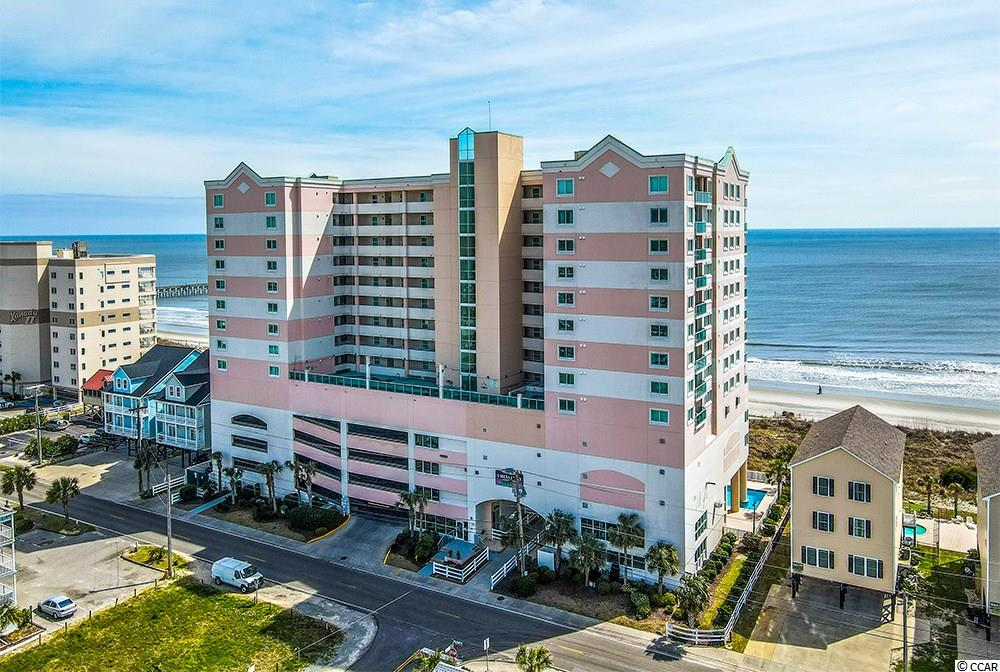 Rare opportunity now available in one of the most desirable oceanfront buildings in North Myrtle Beach, Laguna Keyes.  This pristine, fully furnished 3BR/3B direct Oceanfront unit is sold fully furnished and offers beautiful laminate flooring, breakfast bar, washer/dryer, neutral colors and a large Master bedroom with balcony access and breathtaking oceanfront views.  Both spare bedrooms are spacious and have plenty of closet space.  Notable exterior features are an oversized oceanfront balcony with unparalleled ocean views, large storage unit and elevator access near the unit.  Laguna Keyes is known for its security, location and amenities such as Oceanfront pool, indoor pool, kiddie pool, hot tub and gym.  Make an appointment today!