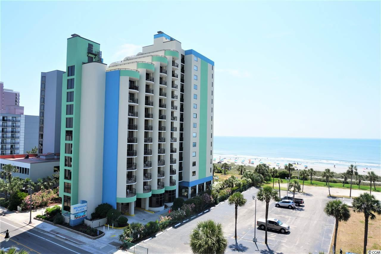 """Welcome to One of The Best """"True One Bedroom"""" condos under 99-k in All of Myrtle Beach. This Dream Condo has Large Flat panel TV's Electronic Fireplace, Galley kitchen with Dishwasher which is Rare in one bedrooms. Custom Flooring throughout, Large Private balcony with an Incredible view of the Atlantic. Call today to see this Dream condo before its history. The Pools and Hot Tubs are Crystal Clear, the Massive Parking deck across the street is Ideal for those Hot days in keeping your Ride out of the sun."""