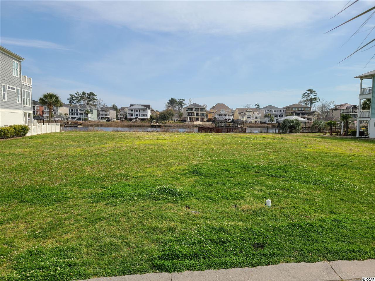 Paradise Island Direct Waterway Residential Lot. Build your dream home! This is a gated community!