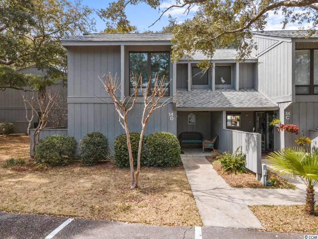 Welcome to Salt Marsh Cove, located in the Litchfield Beach area of the coastal town of Pawleys Island. Charming 3BR- 2.5BA condo. The kitchen and living area has beautiful wood flooring and a bright and airy open floor plan. Located off the kitchen is a porch with Eze Breeze sliding windows & screens.  All three bedrooms are on the second floor with two full baths. Off the master suite is a relaxing deck with a pond/nature view. You can hear the ocean from the the front porch.  Salt Marsh Cove offers an outdoor community pool, a clubhouse and a community dock with salt marsh creek access. Located close to shopping, dining, entertainment, grocery stores, Waccamaw schools, golfing and near Pawleys Island beach!