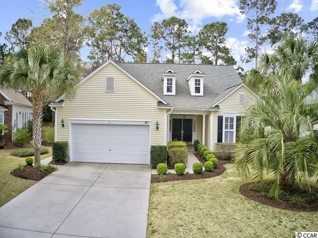 Welcome to Allston Plantation. This community is well sought after. South end of Pawleys Island Mainland. Short ride to the beach. Close to everything. We have a nice pool, jacuzzi, clubhouse, tennis court, BBQ & picnic area. Playground for the kids. A nice work out gym. His & hers lockers at the clubhouse. This home is very spacious with an optional 4th bedroom, which is now used as an office. Very nice Carolina room. The owner has had a gas line ran over to the stove. So you can upgrade to a propane gas stove if you want. Right now it is electric. The garage has been extended 4 feet to store more of your toys. The back of the home has a fence. You can fence it to the house if you have pets. This home comes with a 2-10 Home Buyers Warranty provided by the Seller. Close to markets, shopping and fine dining. Historic Georgetown is just a short 10 minute drive. Did I mention Pawleys Island beaches are jut a 5 minute drive? Also for all you golfers out there, there are 9 public golf courses with in a 10 minute drive of Allston Plantation. What are you waiting for, your family deserves this home. Remember, when buying or selling a home, Relax... We'll take it from here®. Call for more details and private showings. Square footage is approximate & the responsibility of the buyers to verify.