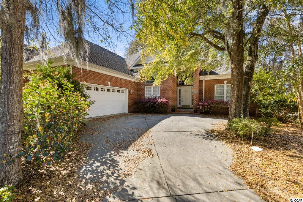Only two blocks from the beach, this well kept all-brick home on a culdesac lot sits within the gated community of Seaside Plantation. As soon as you enter this 5 bedroom/3.5 bath you are invited by an abundance of natural light, sky high ceilings, and an open floor plan with plenty of space to enjoy. This home features a high end kitchen with stainless steal appliances, work nook, and tile back splash. Along with a formal dining, laundry room, and 1/2 bath. The first floor also offers a split floor plan allowing for guests to enjoy their privacy with their own full bath. The two upstairs bedrooms also offer great space for guests with another full bathroom! Home is perfect for a golf cart allowing you access to Main Street, the beach, shops, entertainment, and golf that North Myrtle Beach, SC has to offer all without getting into your car. This being said, this would make for a perfect full time home or convenient beach getaway. Schedule your showing now!