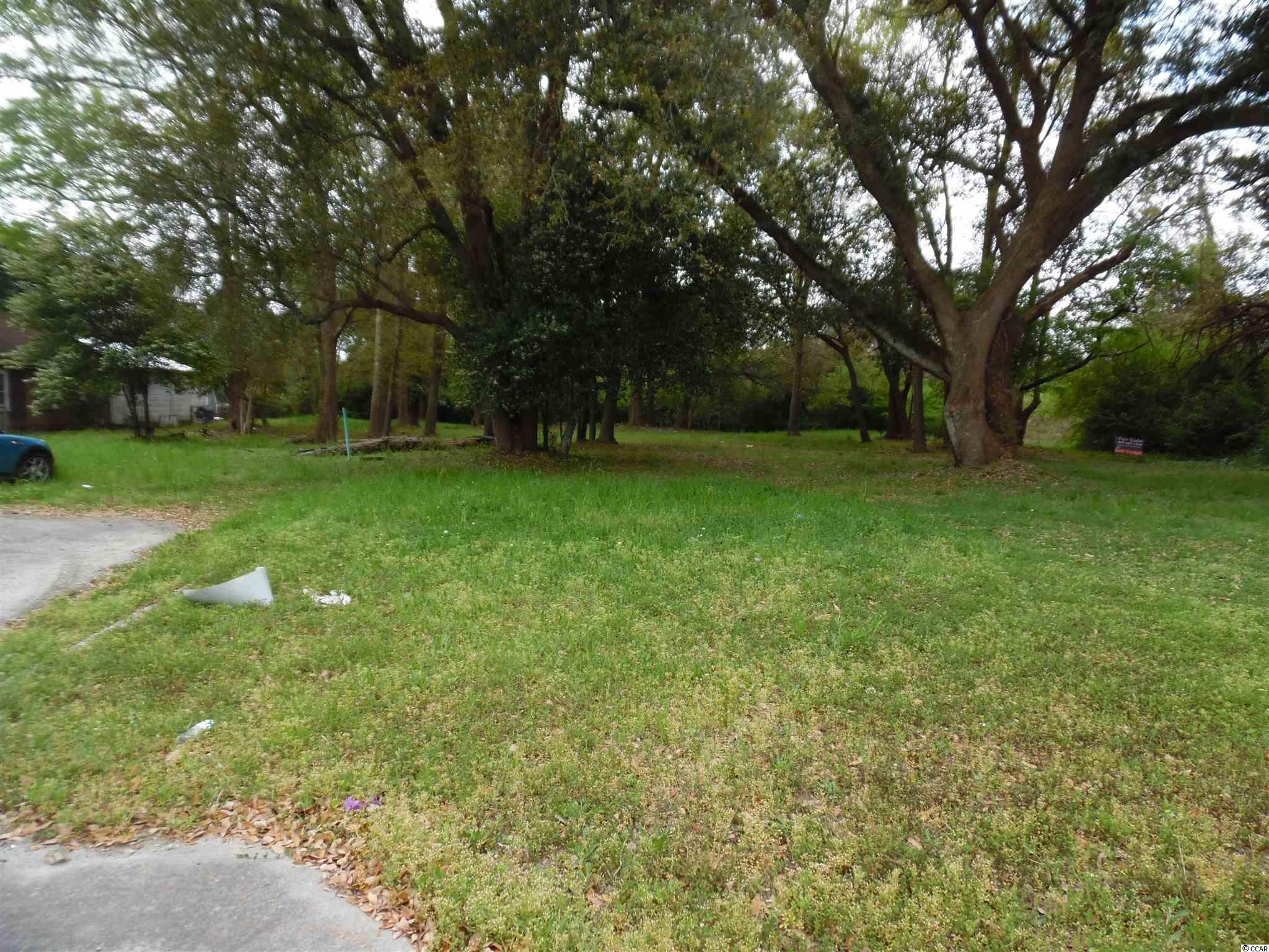 1+ acre in the City of Conway on a major route to Myrtle Beach, SC. Seller has not changed the zoning but it should be easy for the buyer as commercial is on adjoining property. Adjoining lots are available to extend this lot size. Call your agent today for more information.