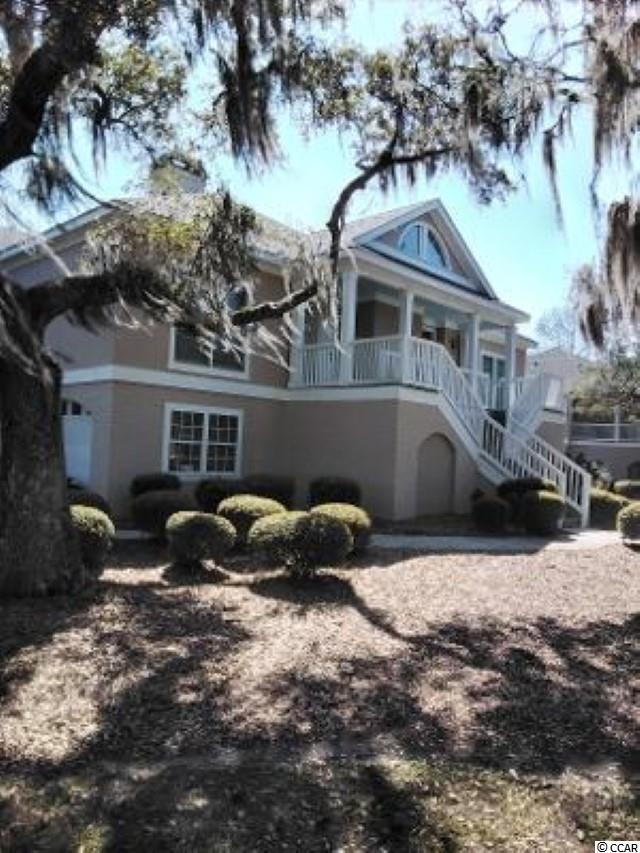 This villa is an excellent three bedroom, three bath unit a short walk from the Debordieu clubhouse and overlooking the community pool.  It has three porches and tremendous amounts of storage space. The third bedroom is large enough to be an office or entertainment room. The HVAC was replaced in 2019 along with stove, refrigerator and dishwasher in 2015. Fairway Oaks Villa #22 is located in the private gated community of  Debordieu Colony.  The community offers too many amenities to list but includes a private country club with an 18 hole championship Pete Dye golf course, tennis club, ocean front private dinning and pool complex, fitness complex, gazebo bar and grill, bike and walking paths and over two miles of beautiful beach.  There is also a private boat ramp with access to over 1100 acres of one of the most pristine estuaries on the east coast. Debordieu colony is ideally located approximately halfway between Myrtle Beach and Charleston SC.  On any given day you can Golf in the morning, lunch on the beach and fish in the afternoon.  Truly a very special location.