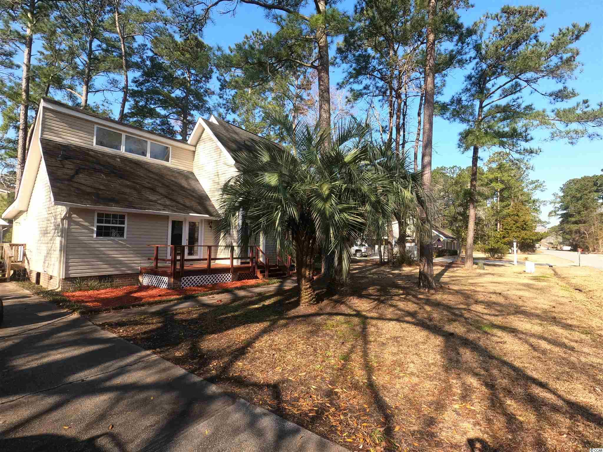 Beautiful renovated home located in  no HOA community! Master bedroom downstairs with a huge sitting area the could easily be converted into a 4th bedroom.  2 bedrooms and full bath upstairs.  come and view this beautiful home today!  RV and Boat parking allowed.