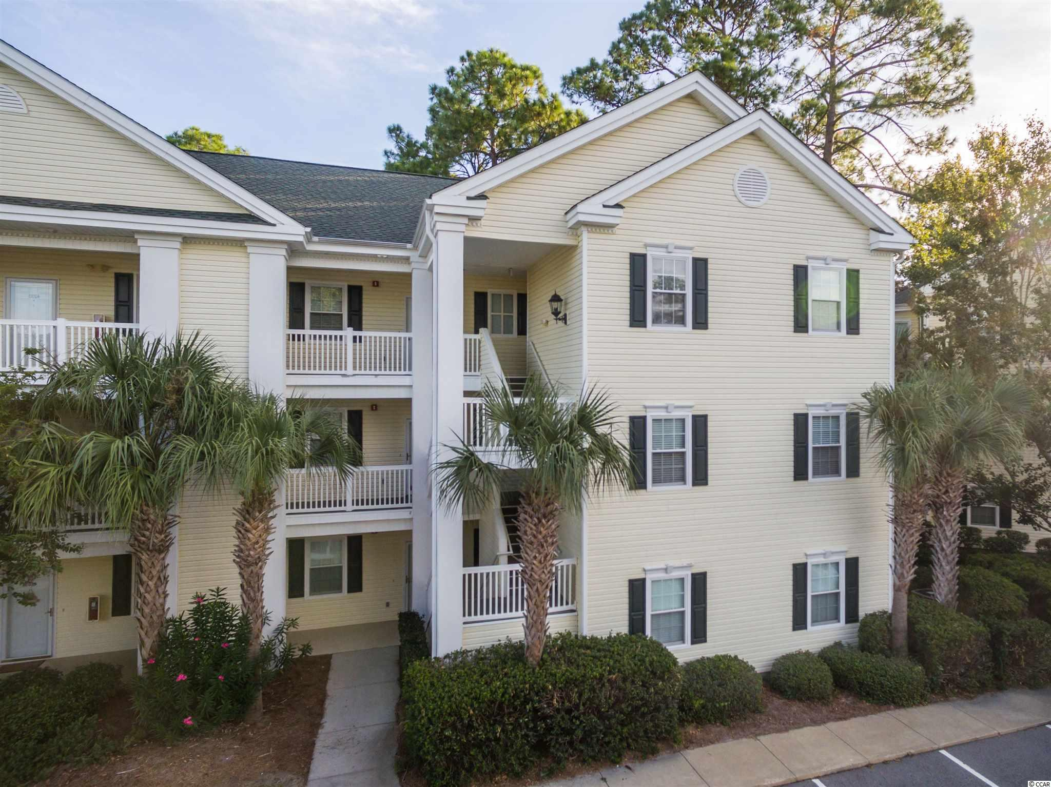 """Just listed in OCEAN KEYES! This END UNIT 2BR/2BA with Study is only 2 blocks from Main Street in the Tilghman section of North Myrtle Beach. Spacious """"Port Royal"""" floor plan offers granite counter tops, all appliances, large glass Carolina Room, and vaulted/tray ceilings, & separate attached storage closet. The Study could easily be used as a bedroom to increase sleeping capacity. Located in a gated community with numerous swimming pools, tennis courts, & a workout facility, there is always something to do onsite! Walk, bike, or ride to Main Street, Restaurants, Shag Clubs, Shopping, and the beach. Exceptionally clean and neat condo in one of the best selling neighborhoods in the heart of North Myrtle Beach. Call an Agent TODAY to schedule your own private viewing! This market is blazing HOT. This Unit won't last long. All the information provided in this listing is deemed accurate, but not guaranteed. Buyer and their Agent are responsible for verification."""