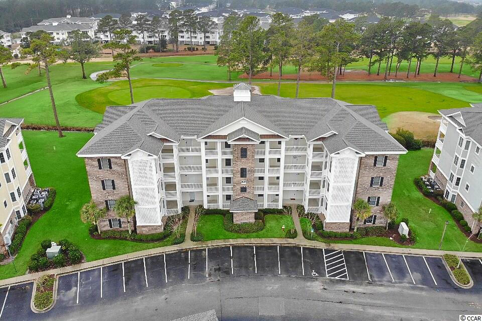 This is a unique opportunity to be in the best building with the BEST golf course views inside Magnolia Pointe. This unit will make a PERFECT rental or permanent home. The access in and out is simple with an elevator only steps out your front door. The rental history is very strong so whether you want a turn-key investment property or to keep it all to yourself, this is the one. The Balcony has a perfect view of the par 5 – 13th Hole on the Pine Hills Golf Course. Relax on the balcony with your favorite beverage, soak in the afternoon sun and unbelievable sunsets atop one-of-a-kind golf views. This floor plan is the largest 2 bedroom, 2 bath available in Myrtlewood with plenty of storage and a master bath that offers a garden tub and double sink for added convenience. This unit comes fully furnished so it's move in ready! Schedule your appointment TODAY! This home will not last long! Don't miss this one.