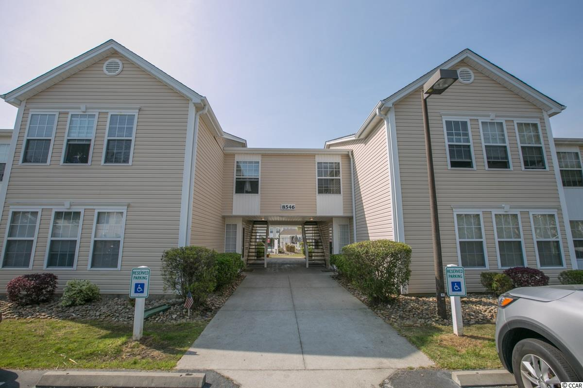 This 3 bedroom 2 bath, Carolina room 1st floor condo is only 2 miles to the beautiful beaches in Surfside. This condo has been updated and shows great! Spend the day at the beach then head back to relax at the community pool which is only steps away. 2021 - all new wide plank LVP flooring, freshly painted, refrigerator, disposal, master bath light fixture, closet door in bedroom, cleaned HVAC air ducts. 2019 - vinyl in guest bath, dining room and kitchen light. 2018 - dishwasher. Championship golf courses, Murrells Inlet March Walk, Brookgreen Gardens, two oceanfront State Parks, The Market Common and just minutes away. Call to schedule an appointment today to see this property. Condo is tenant occupied until the end of February. Square footage is approximate and not guaranteed. Buyer is responsible for verification.