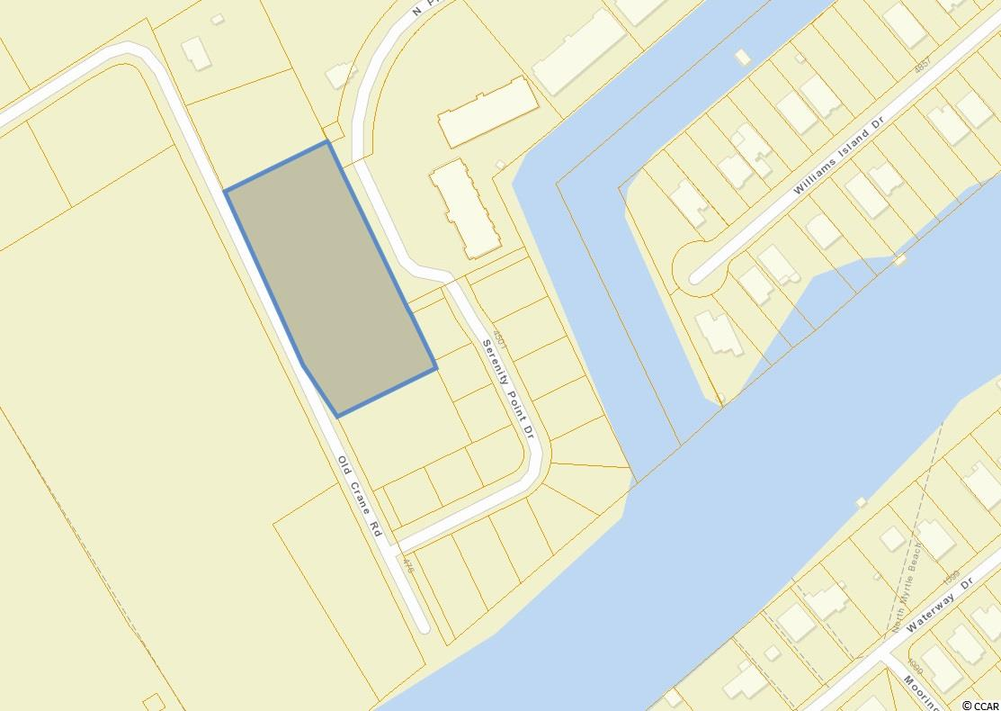 Located in Little River on the north end of the Grand Strand, this parcel offers the opportunity to build the home of your dreams. It's high and dry and located close to everything the Grand Strand has to offer. It has no HOA and is located near the Intracoastal Waterway.