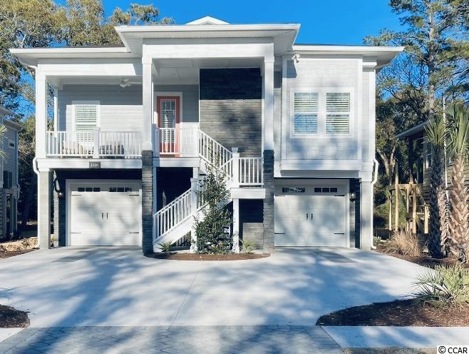 Brand New Gated Development In Cherry Grove Beach!!! - 100 year old live oak trees throughout - 1/4 mile of marsh front - Less than a mile to beach (walk or golf cart back and forth) - Natural Gas Community - Cherry Grove Beach voted #1 beach in SC and #11 in United States - Nature and walking trail around green space with lighted walkways  - Clubhouse and pool overlooking the marsh with meeting room, fireplace, full kitchen, workout center, pool, marsh walk, and sunrise gazebo. - private kayak launch for residents - Gated community ON MARSH.   HOA INCLUDES LAWN MAINTENANCE.