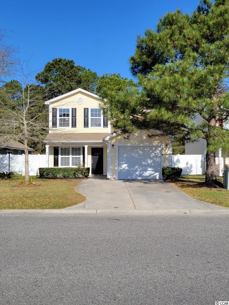 THIS IS A MUST SEE! In Carolina Forest, this beautiful newly remodeled two-story home welcomes you with a bright living room and open floor plan that is perfect for entertaining. The beautiful kitchen includes designer cabinets, granite countertops, stainless steel appliances, farmhouse sink, and island. The master bedroom is located on the main level with an en suite. There is a half bath conveniently located by the stairs. Upstairs you will have 3 additional bedrooms and a bathroom. There is new luxury vinyl plank flooring, new paint, and new carpet throughout. The backyard is perfect for grilling. The community also features a pool, playground, and ball fields for residents. With all its upgrades and proximity to the beach, shopping, restaurants, and much more this house won't last. *Seller is related to agent*