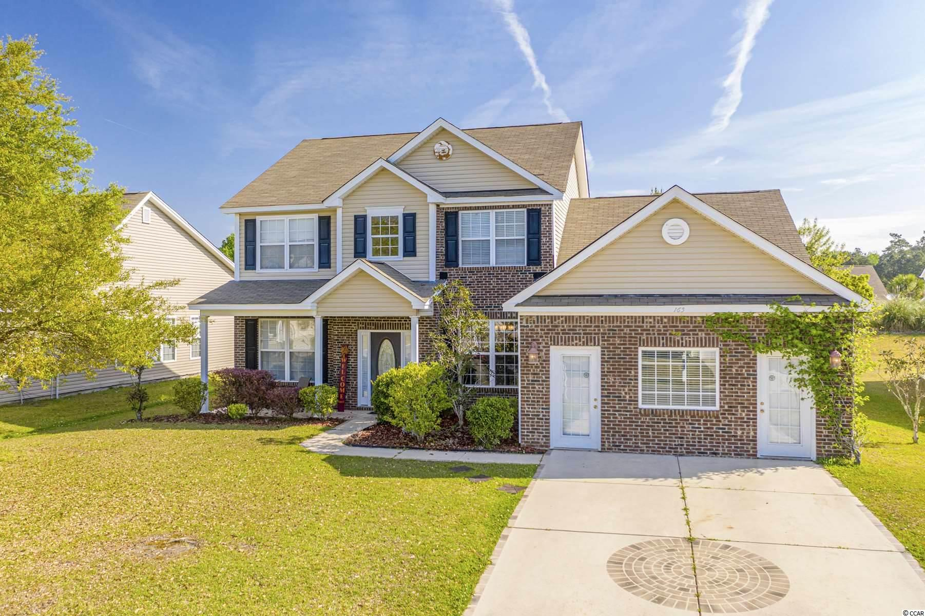 Located in the beautiful community of Foxhorn in Forestbrook, this 4 bed, 2.5 bath home features gorgeous arched walkways, nice neutral colors and a large open floor plan. The large kitchen offers plenty of cabinet and counter space and is large enough for those family get togethers. The community is centrally located to all that the Grand Strand offers - Shopping, dining & entertainment, area attractions, hospitals, great schools, the ICW, the Beach and so much more! Don't miss out on this beautiful home ! Call today for a showing !