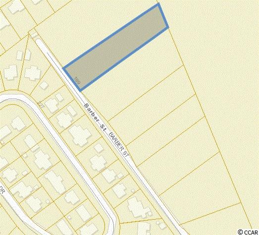 Lot is approximately 10 minutes from the beach and is in close distance to a food lion shopping center. Ready for a forever home with no HOA fees. Well & Septic are needed on property.