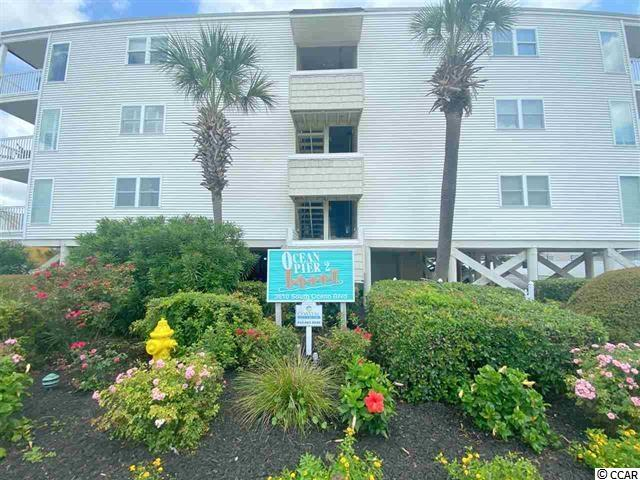 Don't miss out on this BEAUTIFUL 2 and 2, 2nd row in North Myrtle Beach. Quiet neighborhood but close to all the Grand Strand has to offer! This agent would actually rent this unit for vacations before moving down to the area!  Swimming pool is located at sister Ocean Pier across the street beach front.