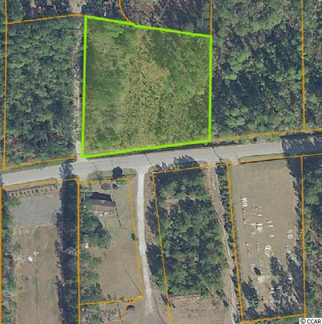 This 1.42 acre parcel is zoned FA, which allows stick built and manufactured homes. It's located off of Hwy 701 just 7 miles to the heart of downtown Conway and less than 3 miles to Hwy 22 for easy access to the beaches. No HOA is another plus if you want to store your boat or RV or have a garden. Ride by and take a look! It may be just what you've been looking for.