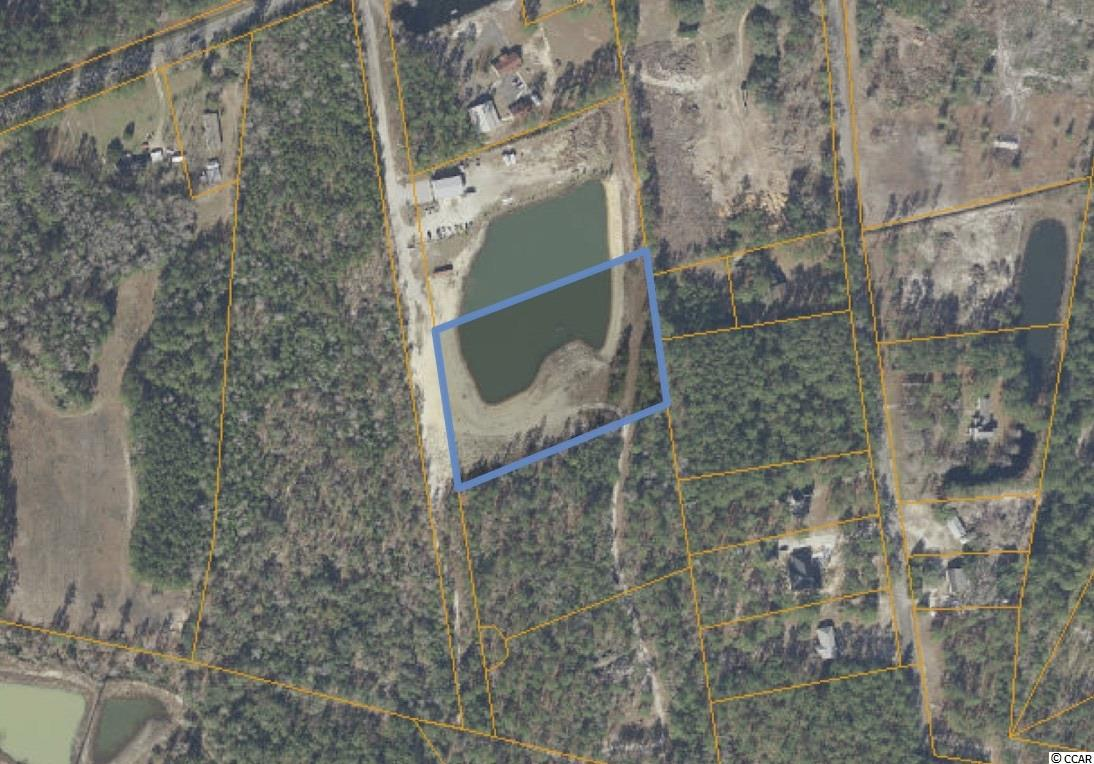 Approximately 4 acre residential lot is for sale in Conway off of Hwy 90.  This pond front lot has been mostly cleared and has a lot of potential.  Zoned as CFA which means the land is multi-purpose and can be used for agriculture, forestry, low-density residential, commercial, social cultural, recreational and religious uses. The possibilities are endless - you can build your own home with an amazing water view, have your own business on the property or even use it for farming.  The best part is that it is not part of an HOA! Schedule your showing today and don't miss out on this lot!