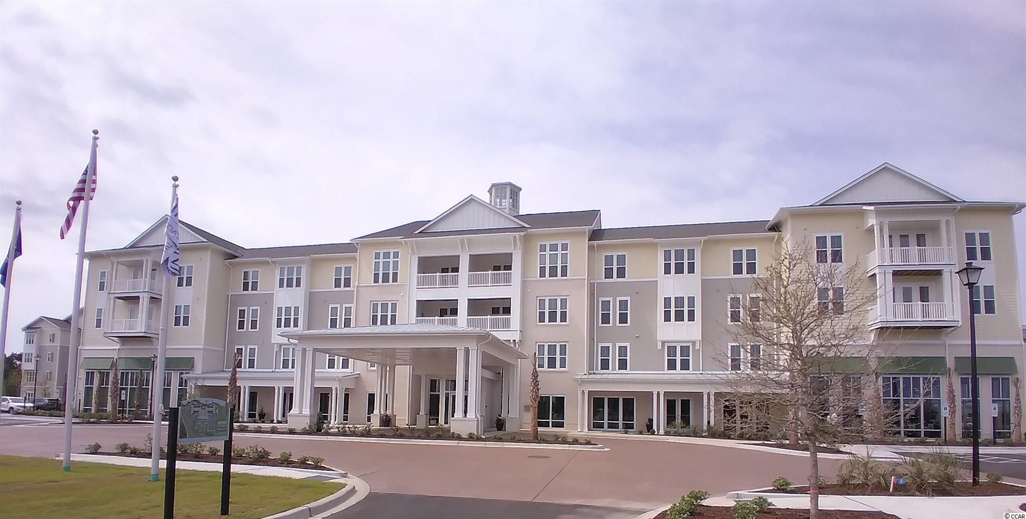It's the time of your life... why not enjoy all its privileges? Introducing Inspire at Coastal Grand, an extraordinary senior apartment community in Myrtle Beach designed for you.  Our 55+ apartment rental community located in beautiful seaside South Carolina offers one, two, or three bedroom apartment homes. Relax in luxury with chef-inspired kitchens enhanced by granite countertops, vinyl wood flooring, stainless steel sinks and appliances, oversized closets, and spacious balconies. Inspiration is just outside your door with our senior community living features including a resort pool and outdoor courtyards, exclusive athletic club, yard games, walking trail, creative arts center, concierge services, and more.  Up to 2 pets are allowed!  Inspire Coastal Grand is 55+ luxury senior living like you've never experienced before.  This two bedroom, two bath floor plan is 1155 sq. ft. and features a private balcony or patio.  There is a low application fee and a one time low Community Fee that is currently on special.  Call to learn more about this wonderful community or stop by for a personal tour.  We look forward to meeting you soon!  Minimum of 12 month lease is permitted.