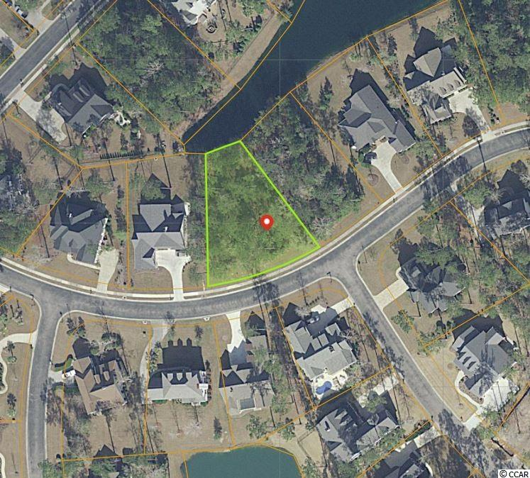 Wonderful opportunity to own in Bellwood Landing in the Prince Creek section of Murrells Inlet. This private, gated neighborhood is one of the few neighborhoods with mature trees, is very close to TPC Myrtle Beach golf course and has a 40 acre community park that has a pool area, covered pavilion with fireplace, nature trail, playground and tennis courts, etc. You are a short golf cart ride away from the amenities center, golf courses, grocery stores, restaurants and more. Lot 58 is a lake front lot located on Low Country Loop in the middle to the back of the neighborhood. Buy now and build later with your very own custom builder. There are neighborhood building guidelines that can be supplied to you for further information.  Please call the listing agent, or your Realtor, to schedule a showing or if you would like any additional information.