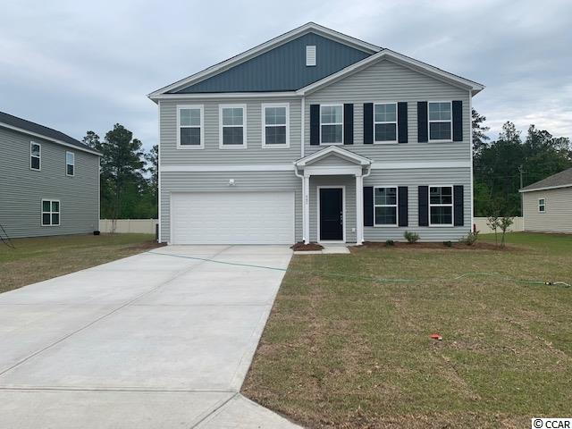 This fabulous and brand new 5 bedroom 3 bath home located in Coastal Point is available now! First floor guest suite plus an upstairs loft that is perfect for a home office, playroom and more. MORE PICTURES TO COME!