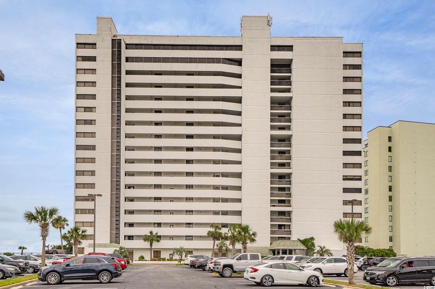 Beautiful 2 bed, 2 bath Oceanfront condo in the sought after Brigadune in the Arcadian section of Myrtle Beach. Excellent condition with breathtaking views of the ocean from the 14th floor balcony. Enter through the foyer to the oversized living room with plenty of natural light throughout the condo. Kitchen has beautiful cabinets that are natural maple Omish. Views of the ocean from nearly any room in the unit. Brigadune amenities include outdoor pool, tennis courts, fitness room, lounge and dining area. Conveniently located to all of the shopping, dining & entertainment, area attractions and golf that Myrtle Beach has to offer.
