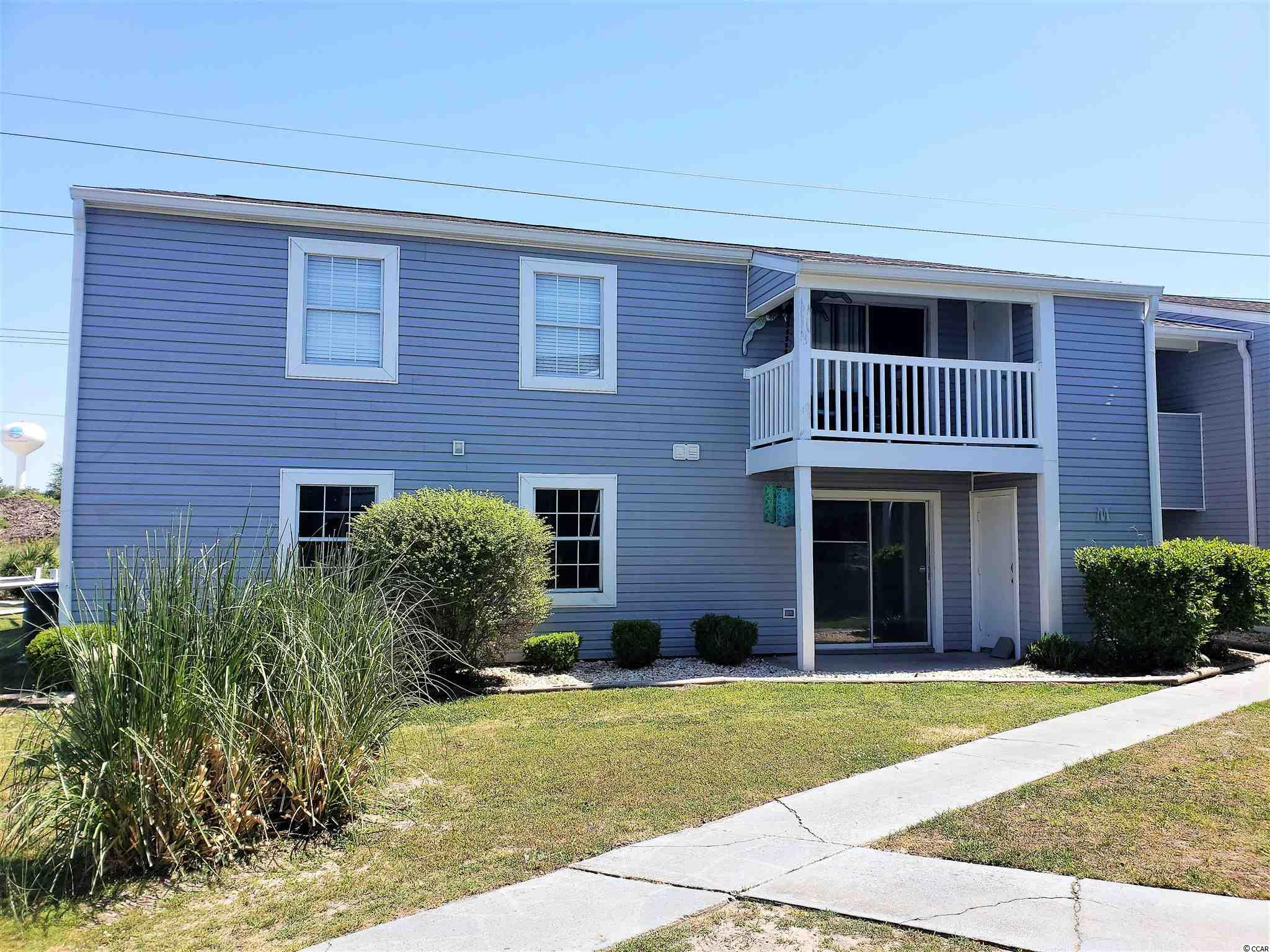 What a deal! A place near the beach for this price!!! The Retreat at Glenns Bay is less than 1 mile to the ocean and features a community pool, low monthly HOA dues, a full kitchen with breakfast bar, spacious master bedroom, walk in closet, and outside storage!! Looking for an amazing deal on a 2BR/2bth? THIS IS IT. Come see this Large 2 BR, 2 BA with balcony. Only .9 miles from Surfside Beach fishing pier, the beach and the Atlantic Ocean. Convenient to outstanding shopping and fine dining. You will not find a better deal in Surfside Beach! Super clean and fresh and a nice, quiet but very convenient location in Surfside Beach. There  is also has nice community pool for your use. This is also the perfect opportunity to buy an income producing property, 2nd home or primary residence! This condo has been very well taken care of.  For you animal lovers, owners are allowed one pet under 30 pounds in Retreat At Glenns Bay.