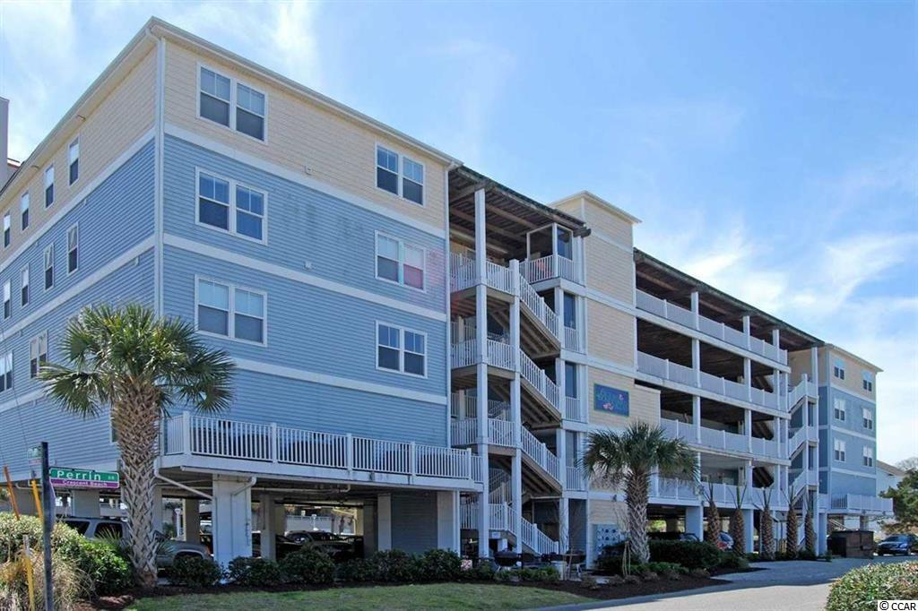 Ocean Blvd Villas in North Myrtle Beach!  This immaculate 8br/5ba condo sits just across the street from the ocean in the heart of North Myrtle Beach in Crescent Beach.  The unit is a 2 story condo, with a large kitchen with dual refrigerators, stainless appliances and granite countertops, a large dining area and living room, and 2 master suites.  Upstairs is a sitting area surrounded by 6 more bedrooms.  The unit is large enough to sleep 20 guests. Each floor has its own oceanside balcony with views of the ocean.  The HVAC units are only 4 years old.  The complex has an outdoor pool, patio and grilling area with parking underneath the building.  This unit is tastefully decorated and is being sold fully furnished.