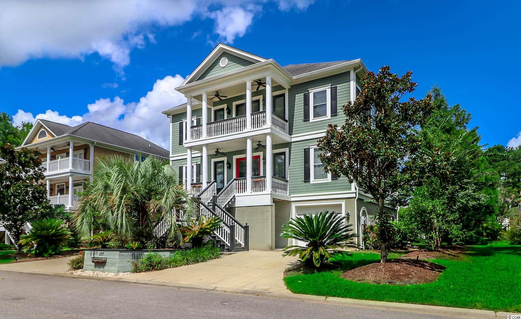 This 4BD/3.5BA Custom Home is Located in the Gated, Intracoastal Waterway Community of Harbor Oaks Marina. Numerous Features Include: Heart of Pine Flooring, Custom Wood Trim & Detailing Throughout, Security System, Central Vacuum, 3 Level Elevator, Gourmet Kitchen with Granite Countertops, Custom Kitchen Cabinets w/Accent Lighting, Butlers Pantry, Walk In Pantry, Work Island, Under Cabinet Lighting, Breakfast Nook & Breakfast Bar. Open Floorplan Concept w/Gas Fireplace, 10' Ceilings (1st & 2nd Floor, 9' Ceilings on 3rd), Formal Dining Room with Double Tray Ceiling w/Accent Lighting. Rear Screened Porch w/Tiled Flooring Overlooking Tranquil Pond. Outstanding Master Suite w/Huge Walk In Closet, Double Tray Ceiling w/Accent Lighting, His & Her Sinks, 6' Jetted Tub, Travertine Tile, Ornate Tiled Walk In Shower w/Duel Shower Heads, 3 Car Garage, Duel Zone HVAC, Water Filtration System. Upgrades are too Numerous to Mention!! Community Includes: Designer Clubhouse (Bathrooms, Kitchen, Screened In Porch, Fireplace, Lounge) & Gorgeous Outdoor Pool! All Overlooking the Tranquil Intracoastal Waterway! The Private Marina Offers: Electric & Water Hookups!!! All of this located within minutes of Beaches, Shopping, Restaurants, Entertainment & Award Winning Schools!