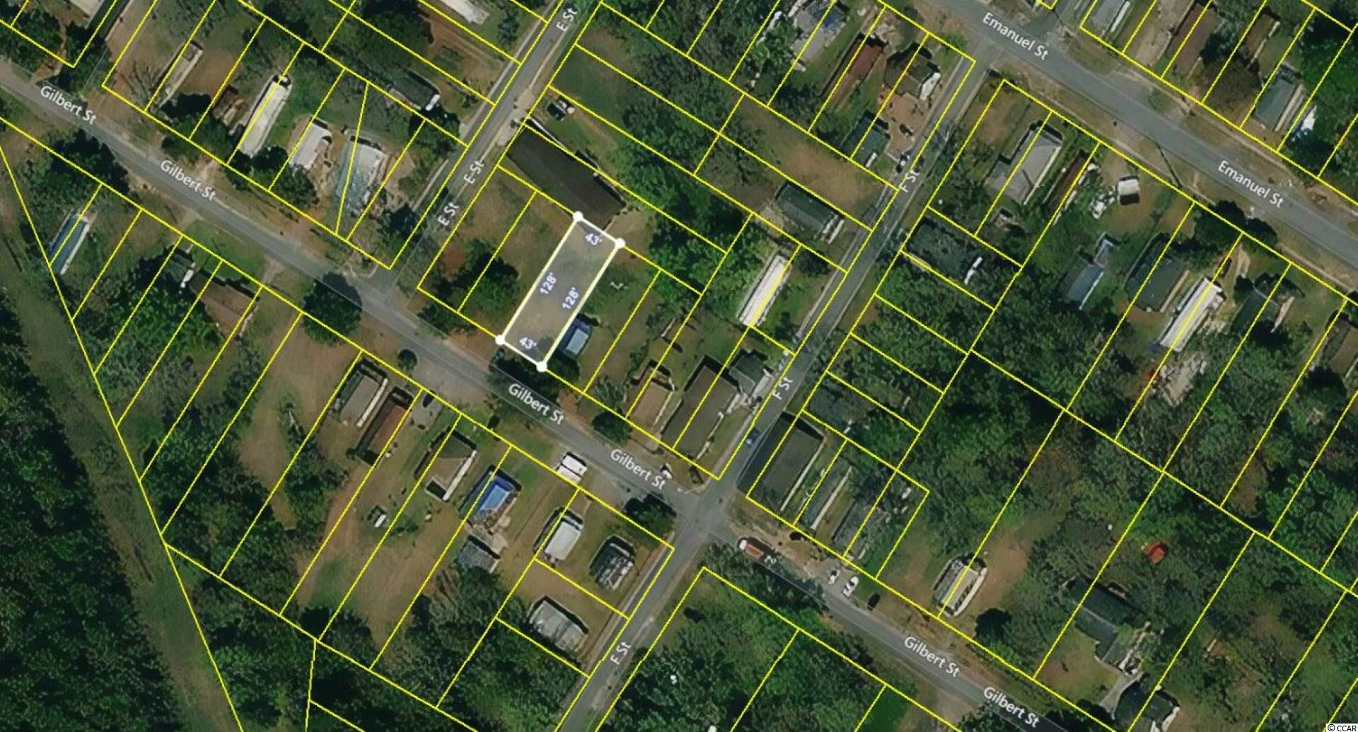 Vacant lot with no deed restrictions. It is zoned for stick-built homes (No Mobile). Property has city water and sewer at the street.