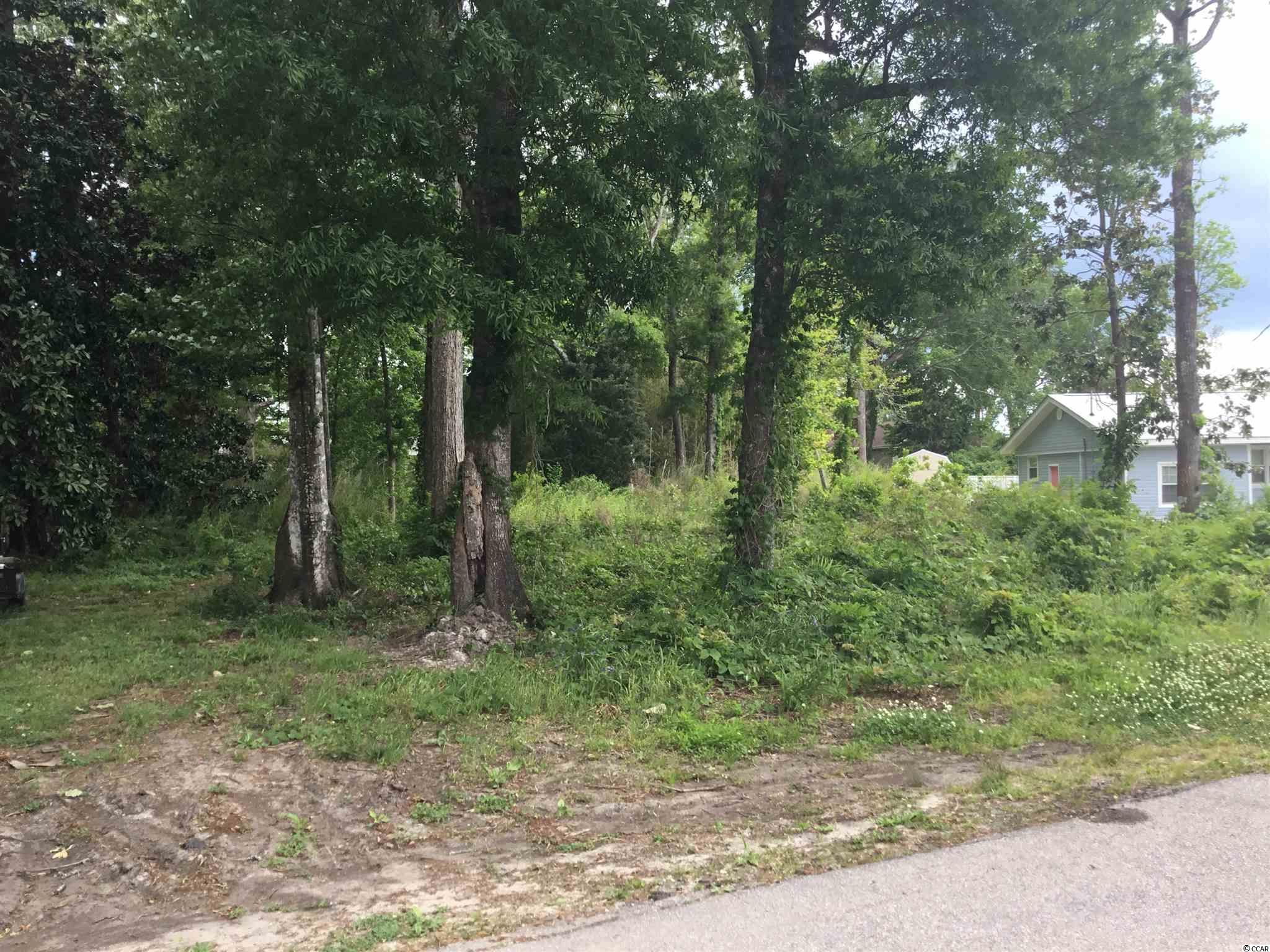 Come build your dream home on one of the last lots left in this cul-de-sac located walking distance to the beach.  NO HOA. Located within City of Myrtle Beach limits. Seller willing to Owner Finance to a qualified Buyer. Please contact Listing Agent for details.