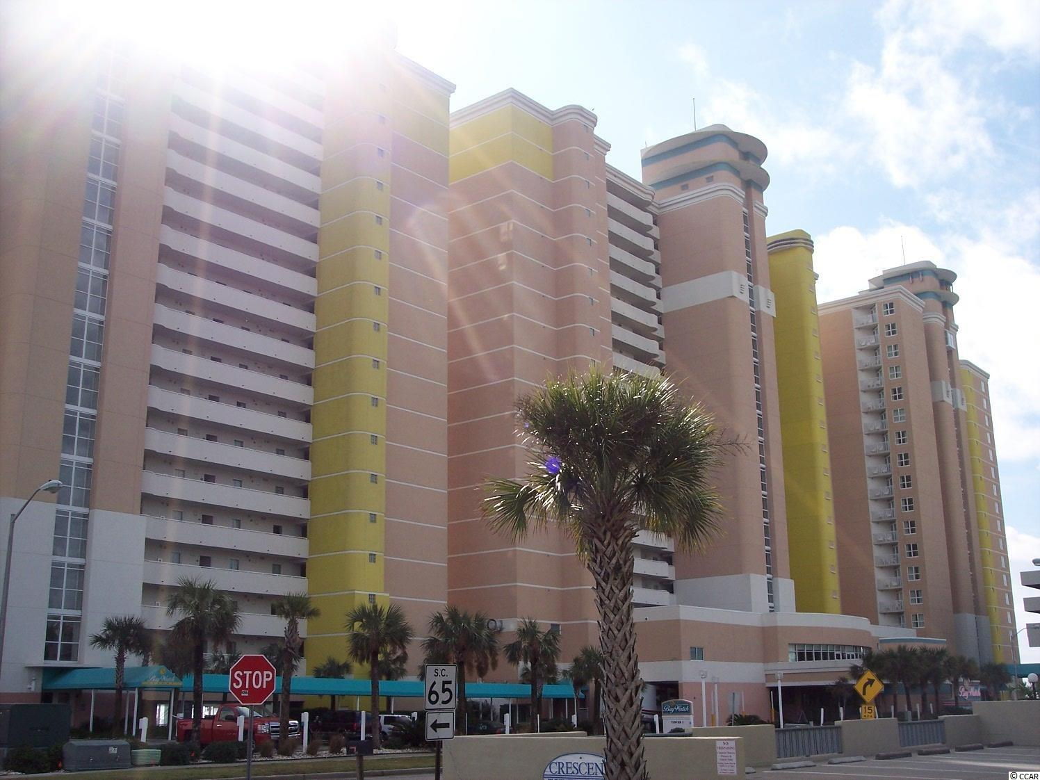 Great two bedroom, two bath condo at Bay Watch Resort in North Myrtle Beach! Resort amenities include 2 indoor and 3 outdoor pools, kiddie pools, hot tubs, lazy river, Resort Convenience Store, 3 on-site dining options, and poolside bar. Short drive to Barefoot Landing and just minutes to shopping, dining, entertainment and golf! Take a look!