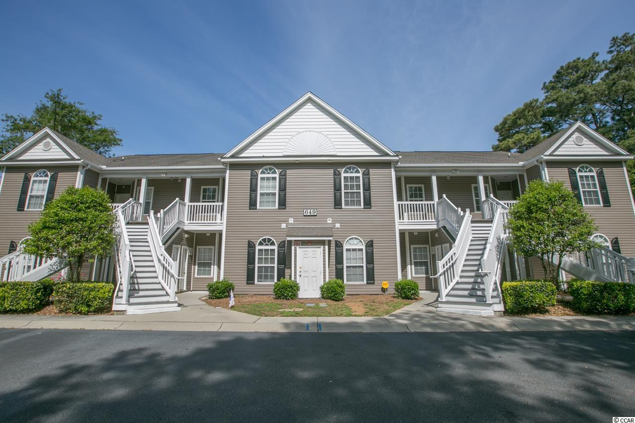 This beautifully furnished 3 bedroom top floor end unit has everything you need for a beach getaway or full time home. Bring a suitcase and relax! Pawleys Pavilion is conveniently located near dining, shopping, entertainment and of course the beaches of Pawleys Island. Square footage is approximate and not guaranteed. Buyer is responsible for verification.