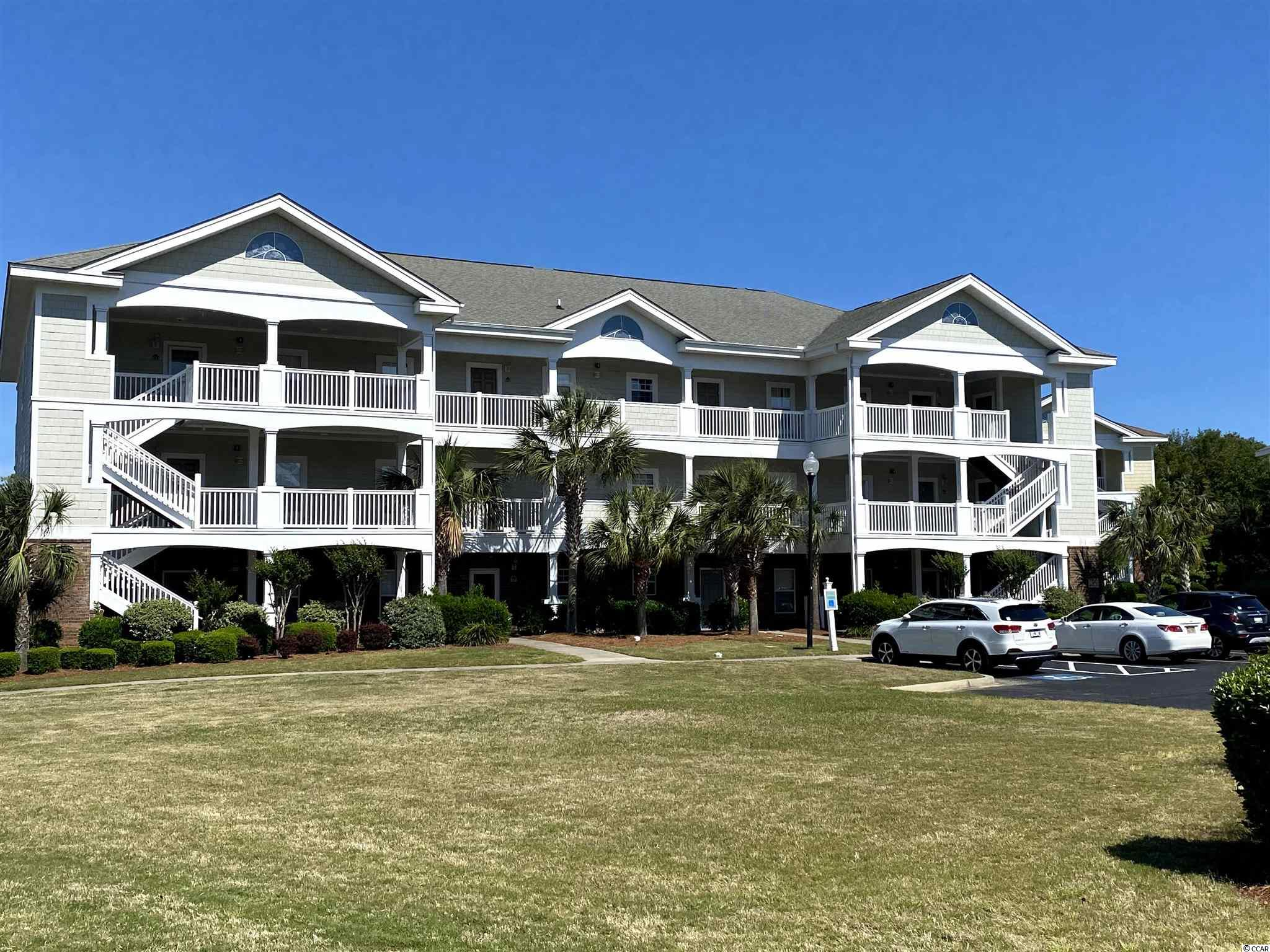 Pristine NEVER RENTED 2 bedroom/2 bath condo in the beautiful golf course community of Ironwood at Barefoot Resort. This furnished unit is move-in ready and offers a private balcony, full kitchen, spacious dining/living area, washer/dryer, large bedrooms, and the master bedroom features an en suite bathroom and two closets. Coming from a local, this location is THE BEST on the Grand Strand! You are just steps away from seeing a live performance at the Alabama Theater or the House of Blues, playing with animals at the Alligator Adventure, having a romantic wine-tasting at Duplin Winery, buying souvenirs for the family at the shops, or enjoying an amazing meal ALL WITHIN BAREFOOT LANDING! Walmart, Tanger Outlets, Restaurant Row, gas stations, and Myrtle Beach Mall are all within minutes of this community. Put this condo at the top of your list and take a look for yourself today!