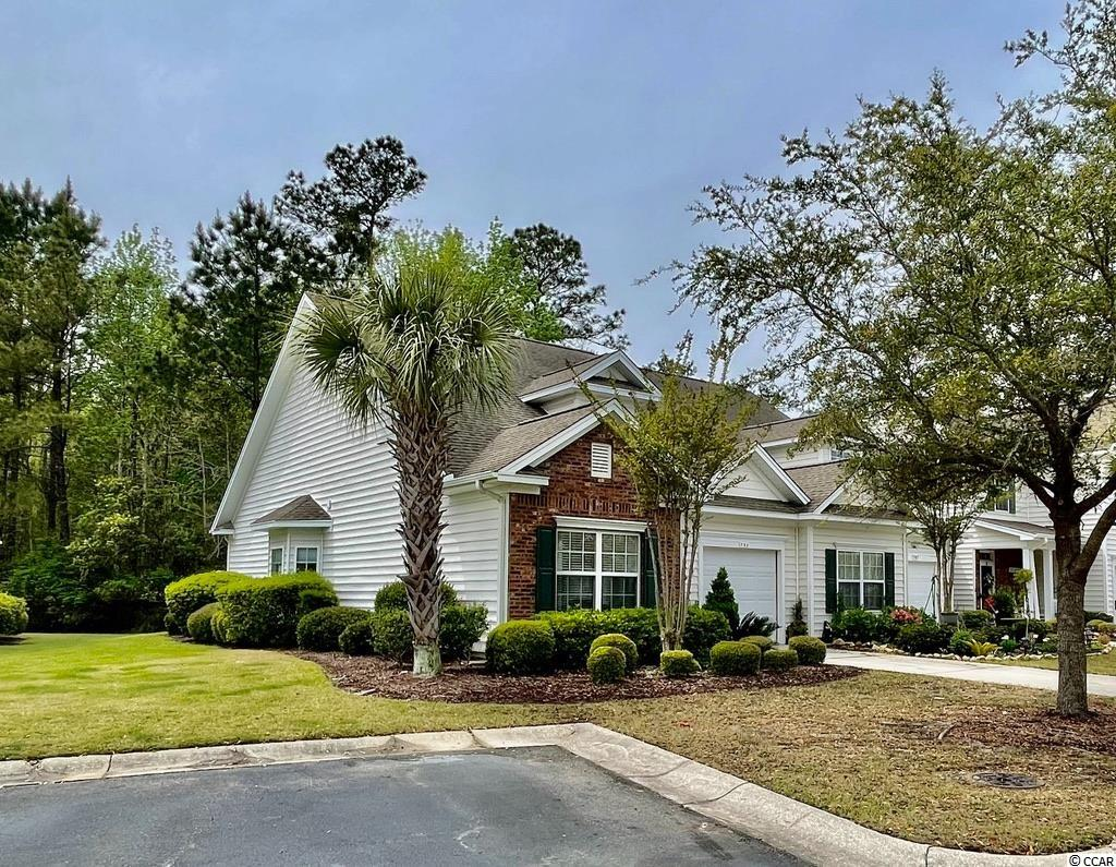 Completely renovated in  2019 new heat pump, water heater and appliances .Professionally decorated . located in a beautifully landscaped gated golf course community . 3 pools, tennis and pickle ball courts, two fitness centers and Endless walking trails. located less than 5 miles from the ocean and the famous restaurants and Marsh walk in Murrells Inlet.