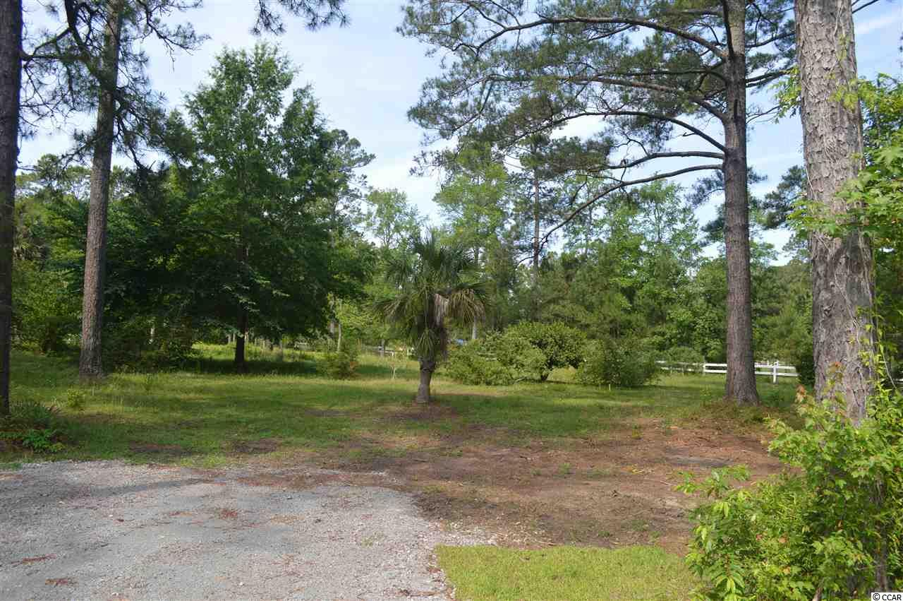 Looking for a place to build your new home? This 1/2 acre lot is located in Little River and has no HOA or timeframe to build.