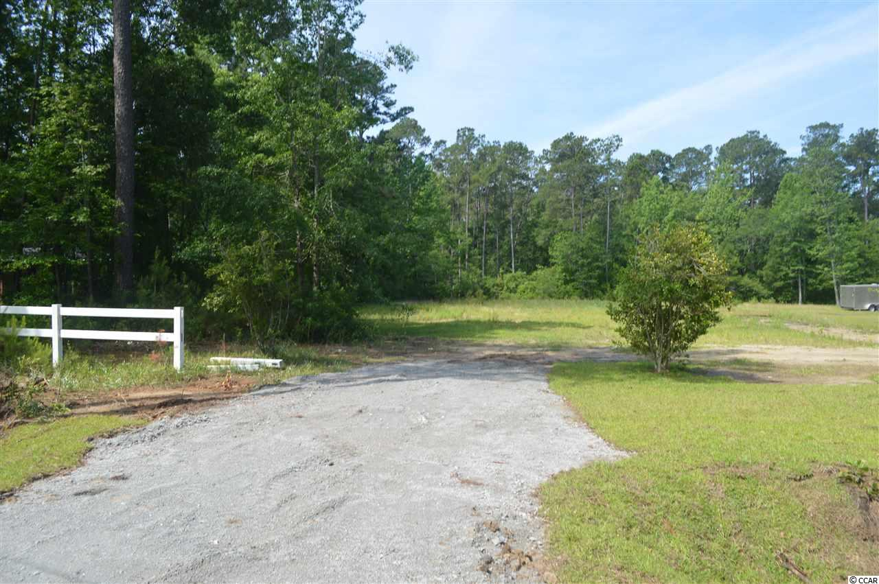 Looking for a place to build your new home? This 0.68 acre lot is located in Little River and has no HOA or timeframe to build.