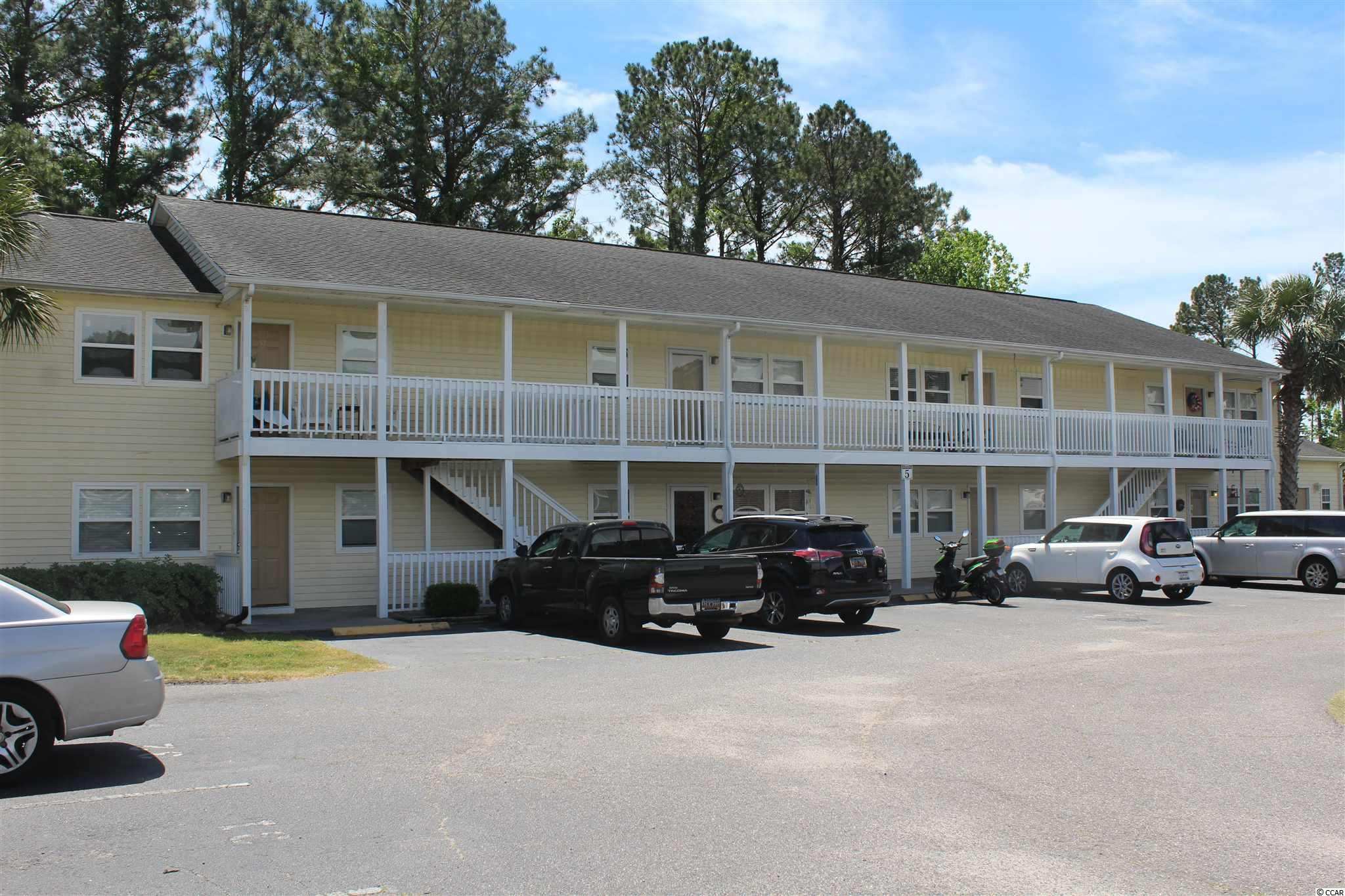 This quite 1st floor 3 bedroom 2 full baths condo within the Mallard Creek community of Little River awaits.  With some minor renovation this unit offers a great rental / investment opportunity - unit being Sold As Is.  Relax by the pool, enjoy a BBQ in the common area, or safely play within the gated playground.  Accessible to many of the areas stores, dining, hospitals, and entertainment - let's not forget the beautiful waters of Intracoastal and sandy beaches of the Atlantic Ocean.  Inventory is very low - schedule your showing today!