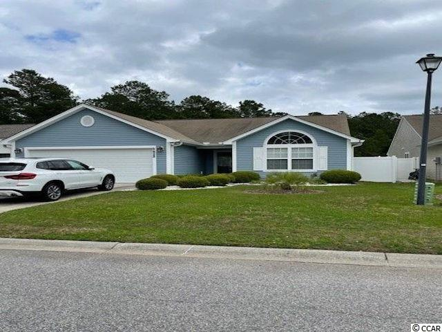 Looking for something in Carolina Forest. This is the answer. This 3 bedroom 2 bath house has nice size back yard that butts up to lake and woods, so that no one can build behind. Home has been very well maintained. Located right in heart of Carolina Forest close to restaurants and shopping.