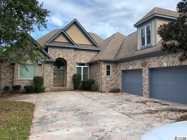 Spectacular lakefront home in Carolina Forest. 4th bedroom is huge FROG. Only one owner and home has been well cared for. You have to see this custom-designed home with ornate woodwork, breathtaking view, new HVAC (2019) and, of course, you get all the amenities of living in Plantation Lakes and Carolina Forest. Owner is SC Real Estate Licensee.
