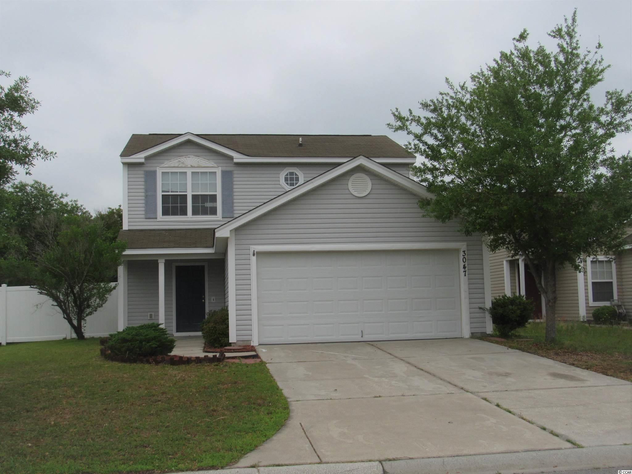 SHOPPING, RE:  THREE BEDROOM/TWO AND A HALF BATHS TWO STORY HOME WITH TWO CAR GARAGE LOCATED IN THE NEIGHBORHOOD OF AVALON AT CAROLINA FOREST.  ALL APPLIANCES CONVEY INCLUDING THE WASHER AND DRYER.  THE LARGE, OPEN GREAT ROOM FEATURES SLIDING GLASS DOORS TO THE PATIO AND GREAT OUTDOORS.  THE KITCHEN HAS A PANTRY FOR EXTRA STORAGE AND A BREAKFAST BAR THAT OVERLOOKS THE GREAT ROOM.  UPSTAIRS, THE MASTER BEDROOM FEATURES A WALK-IN CLOSET AND OTHER CLOSET, A CEILING FAN AND ALCOVE AREA.  NEW HOT WATER HEATER, SLOP SINK IN THE GARAGE AND NICE STORAGE UNDER THE STAIRS.  THE COMMUNITY HAS FANTASTIC AMENITIES – POOL, A PLAYGROUND , WALKING TRAILS, GRILLING STATION AND PICNIC AREA, TENNIS COURTS, BASKETBALL, SOCCER AND BASEBALL FIELDS.  THE PERFECT PLACE FOR YOUR CHILDREN TO PLAY!  CLOSE TO EVERYTHING STAURANTS, SCHOOLS AND SO MUCH MORE!