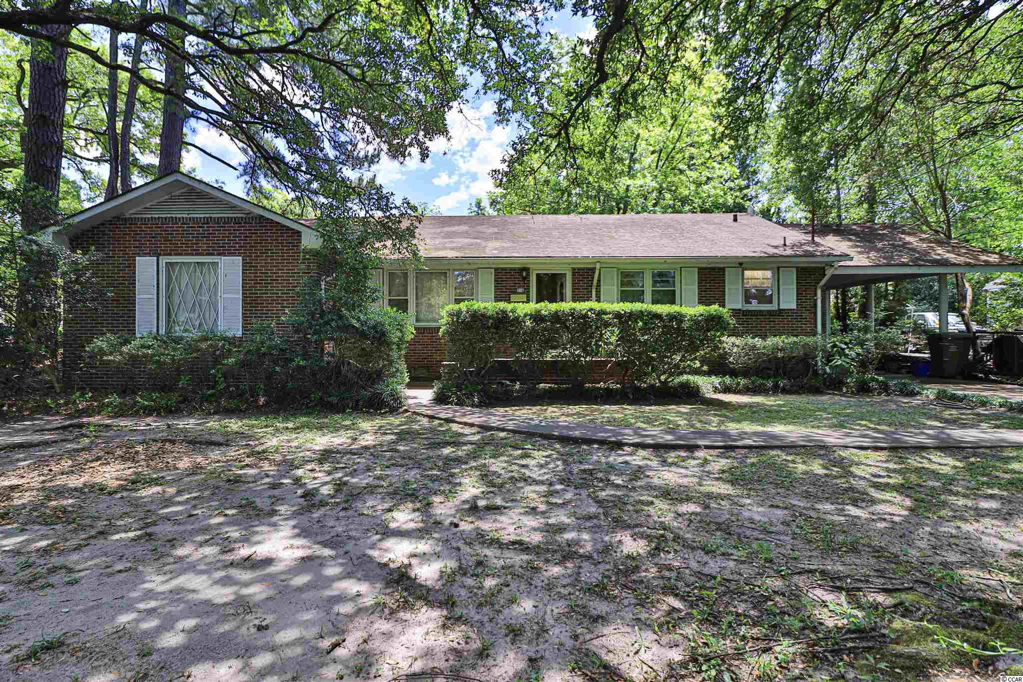 This is the quintessential brick ranch on the corner lot that you've been looking for! It's recently professionally cleaned and ready for its new owner. This large 3 bedroom, 2 bathroom home is ready for a little elbow grease and TLC. It's perfect for a primary, secondary, or investment property. Just blocks from historic Georgetown riverfront, local shops, and grocery stores. Home is being sold as is! Schedule your showing today